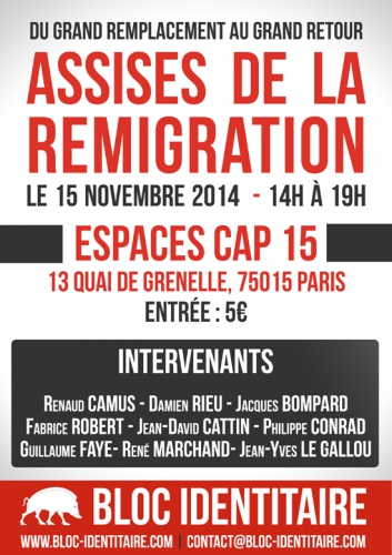 Assises remigration